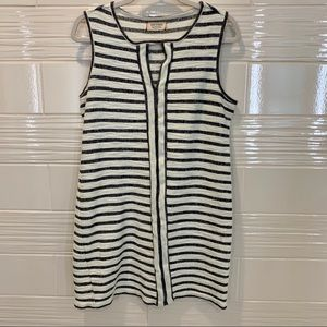 Max Edition Weekend Striped Terry Dress